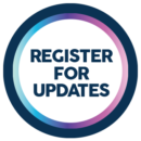Image of register for updates button